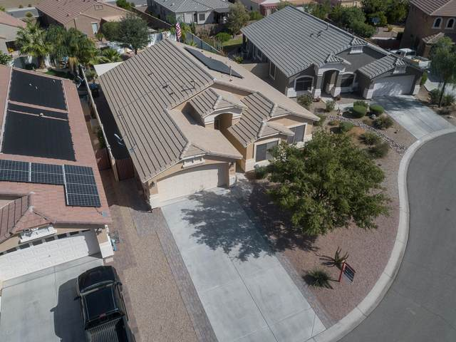 28095 N Quartz Circle, San Tan Valley, AZ 85143 (MLS #6151054) :: Homehelper Consultants