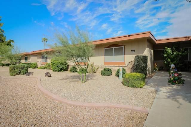 10876 W Emerald Drive, Sun City, AZ 85351 (MLS #6151059) :: Brett Tanner Home Selling Team