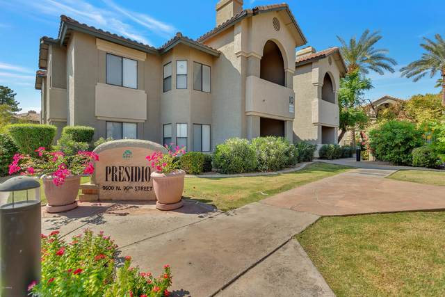 9600 N 96th Street #180, Scottsdale, AZ 85258 (MLS #6151062) :: Maison DeBlanc Real Estate