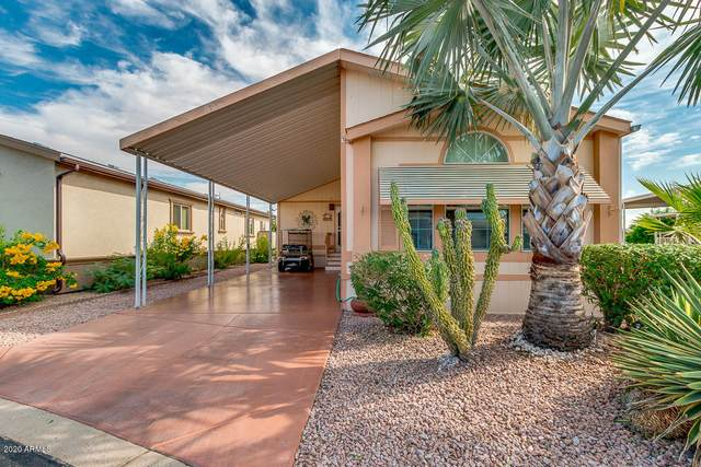 17200 W Bell Road #1734, Surprise, AZ 85374 (MLS #6151073) :: The AZ Performance PLUS+ Team