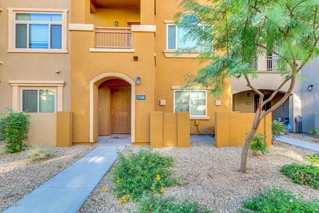 2150 W Alameda Road #1108, Phoenix, AZ 85085 (MLS #6151077) :: The Riddle Group