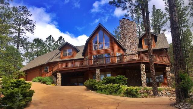 462 W Homestead Lane, Payson, AZ 85541 (MLS #6151100) :: Lucido Agency