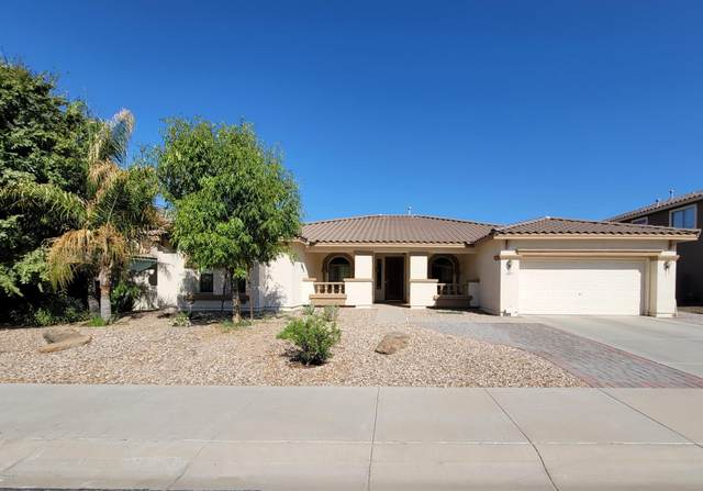 15270 W Elm Street, Goodyear, AZ 85395 (MLS #6151116) :: Brett Tanner Home Selling Team