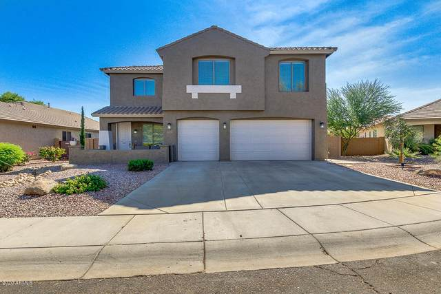 3023 W Goldmine Mountain Drive, San Tan Valley, AZ 85142 (MLS #6151142) :: The Helping Hands Team