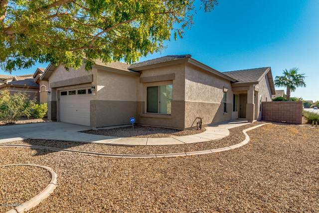 44345 W Rhinestone Road, Maricopa, AZ 85139 (MLS #6151186) :: Midland Real Estate Alliance