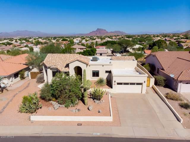 6354 E Omega Street, Mesa, AZ 85215 (MLS #6151191) :: Lucido Agency