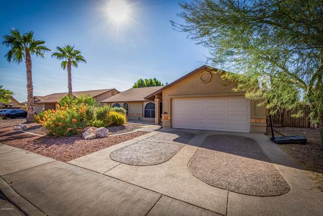 828 N Slater, Mesa, AZ 85205 (MLS #6151208) :: Long Realty West Valley