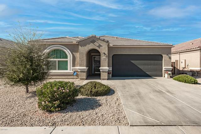 42082 W Quinto Drive, Maricopa, AZ 85138 (MLS #6151209) :: Midland Real Estate Alliance