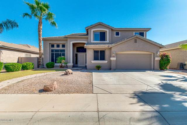 2745 S Ponderosa Drive, Gilbert, AZ 85295 (MLS #6151231) :: The Carin Nguyen Team