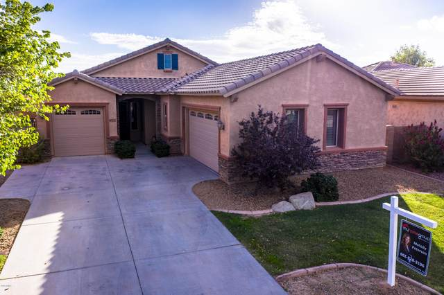4879 E Gleneagle Drive, Chandler, AZ 85249 (MLS #6151245) :: NextView Home Professionals, Brokered by eXp Realty