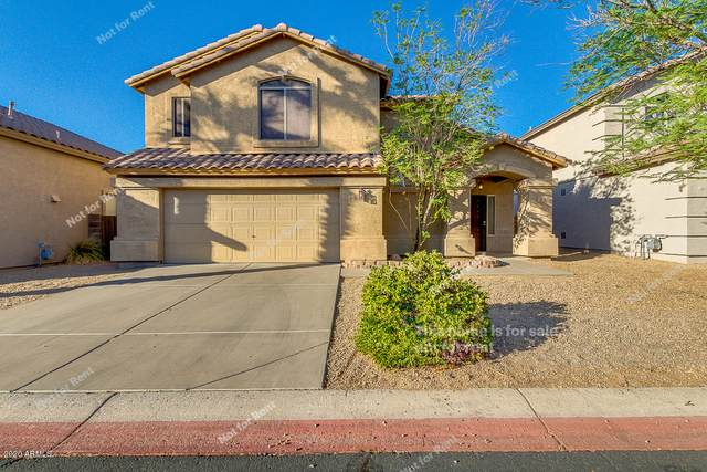 8802 E University Drive #32, Mesa, AZ 85207 (MLS #6151261) :: Midland Real Estate Alliance