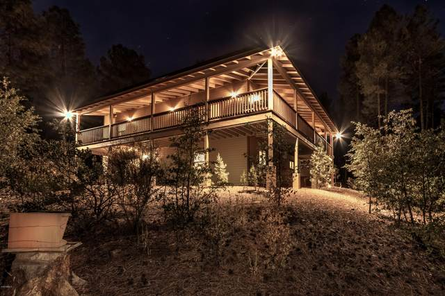 217 E Kit Fox Pass, Payson, AZ 85541 (MLS #6151273) :: Lucido Agency