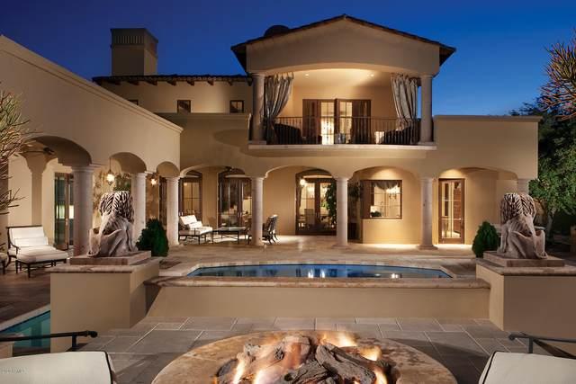 9782 E Legacy Lane, Scottsdale, AZ 85255 (MLS #6151280) :: RE/MAX Desert Showcase