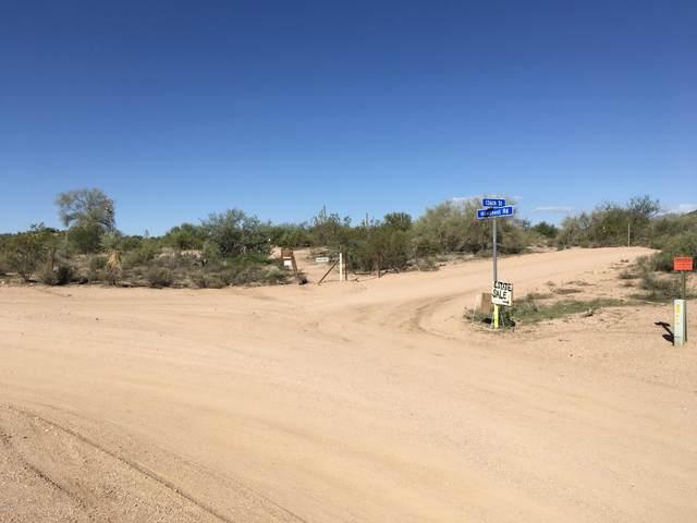 0 E Hawknest Lot 3 Road, Scottsdale, AZ 85262 (MLS #6151281) :: RE/MAX Desert Showcase