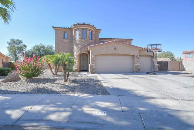 1421 E Saddlebrook Court, Casa Grande, AZ 85122 (MLS #6151282) :: Sheli Stoddart Team | M.A.Z. Realty Professionals