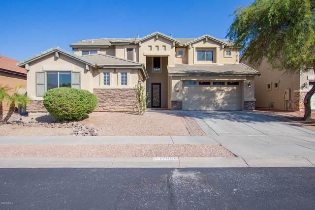 17666 W Pershing Street, Surprise, AZ 85388 (MLS #6151299) :: Midland Real Estate Alliance