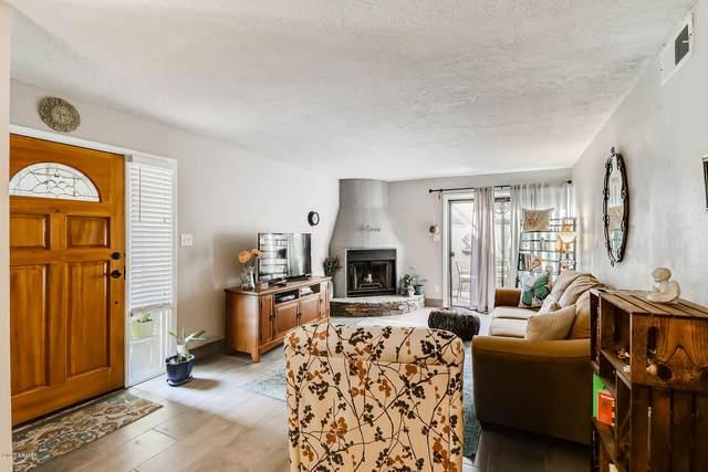 3309 N 70TH Street #113, Scottsdale, AZ 85251 (MLS #6151303) :: Midland Real Estate Alliance