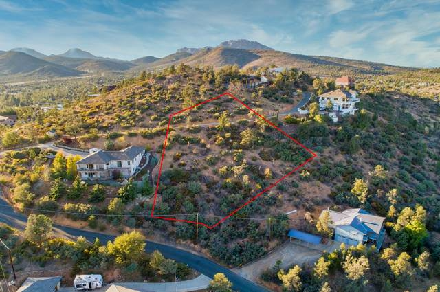 2614 N Woodland Hills Drive, Prescott, AZ 86305 (MLS #6151309) :: NextView Home Professionals, Brokered by eXp Realty