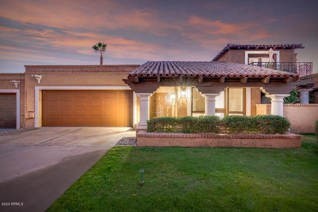 8011 E Via Del Desierto, Scottsdale, AZ 85258 (MLS #6151311) :: Midland Real Estate Alliance