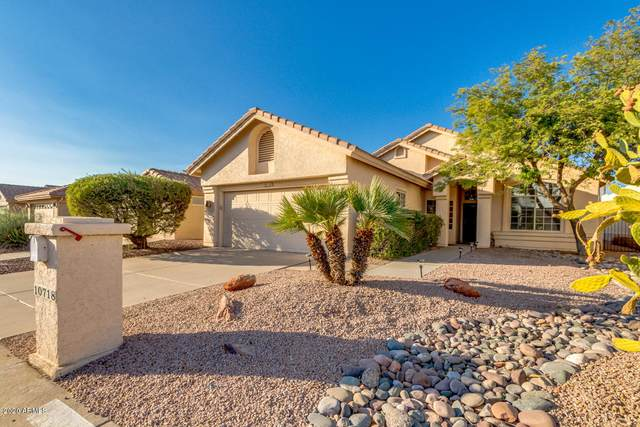 10718 E Navajo Place, Sun Lakes, AZ 85248 (MLS #6151313) :: Midland Real Estate Alliance