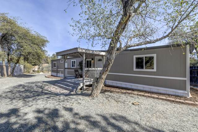 4575 N Granite Gardens Drive, Prescott, AZ 86301 (MLS #6151331) :: Budwig Team | Realty ONE Group