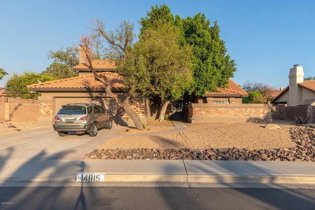 14815 N 7TH Place, Phoenix, AZ 85022 (MLS #6151337) :: Midland Real Estate Alliance