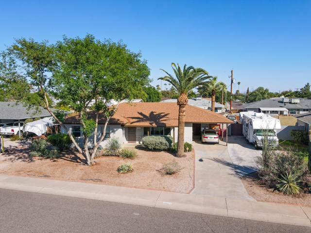 2825 N 81ST Way, Scottsdale, AZ 85257 (MLS #6151341) :: Midland Real Estate Alliance