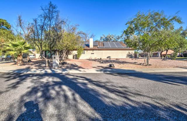 12601 N 59TH Place, Scottsdale, AZ 85254 (MLS #6151343) :: The Garcia Group