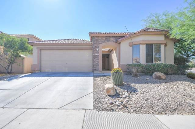 1519 E Silver Reef Drive, Casa Grande, AZ 85122 (MLS #6151346) :: Budwig Team | Realty ONE Group