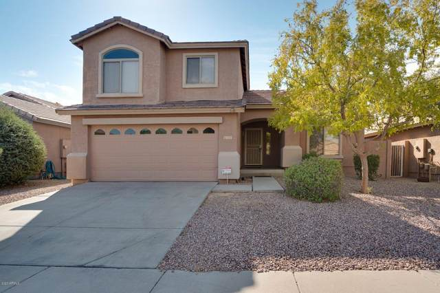 2727 E Beautiful Lane, Phoenix, AZ 85042 (MLS #6151353) :: My Home Group