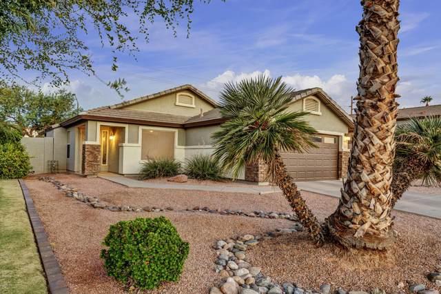 487 N Joshua Tree Lane, Gilbert, AZ 85234 (MLS #6151372) :: D & R Realty LLC