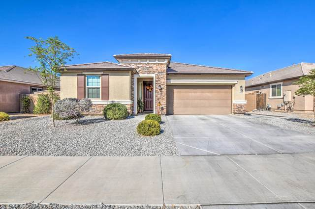 15828 W Melvin Street, Goodyear, AZ 85338 (MLS #6151374) :: The J Group Real Estate | eXp Realty