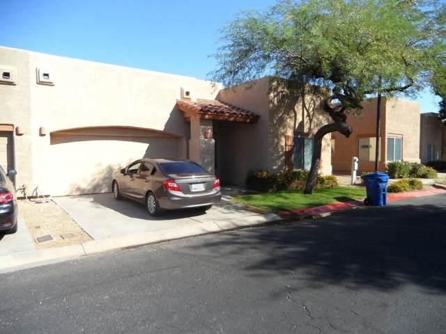 1650 S Crismon Road #77, Mesa, AZ 85209 (MLS #6151388) :: The J Group Real Estate | eXp Realty