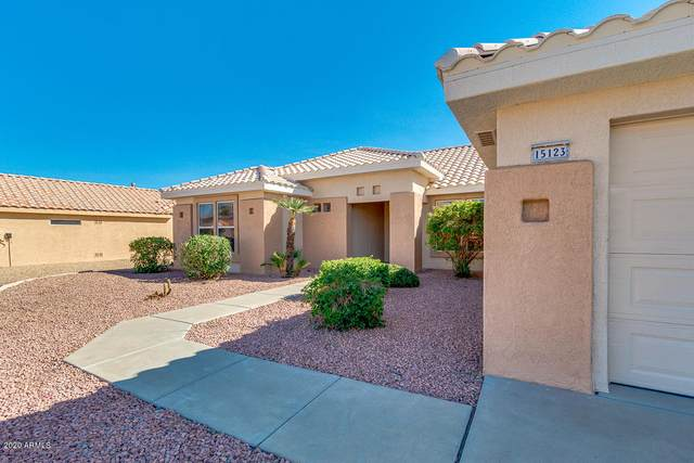 15123 W Corral Drive, Sun City West, AZ 85375 (MLS #6151389) :: Lucido Agency