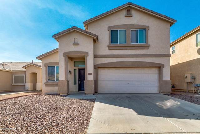 1412 S 7th Street, Coolidge, AZ 85128 (MLS #6151403) :: Lifestyle Partners Team