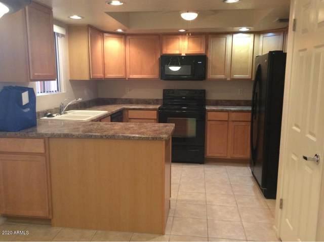 12222 N Paradise Village Parkway #122, Phoenix, AZ 85032 (MLS #6151410) :: The Garcia Group