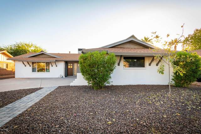 8507 E Bonnie Rose Avenue, Scottsdale, AZ 85250 (MLS #6151419) :: Homehelper Consultants