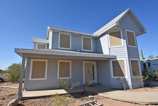 5039 E 10TH Avenue, Apache Junction, AZ 85119 (MLS #6151430) :: Brett Tanner Home Selling Team