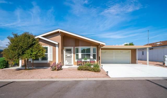 8500 E Southern Avenue #431, Mesa, AZ 85209 (#6151445) :: AZ Power Team | RE/MAX Results