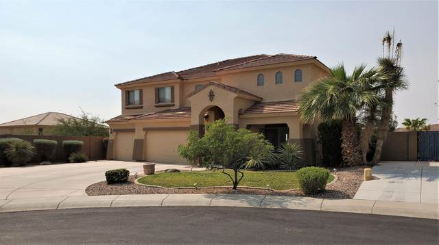 122 N 235TH Drive, Buckeye, AZ 85396 (MLS #6151446) :: BVO Luxury Group