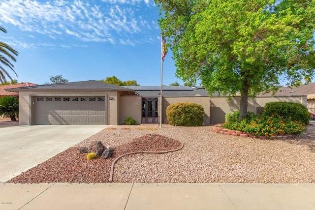 17410 N Country Club Drive, Sun City, AZ 85373 (MLS #6151464) :: TIBBS Realty