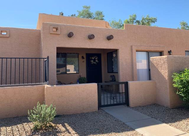 8940 W Olive Avenue #44, Peoria, AZ 85345 (MLS #6151484) :: Yost Realty Group at RE/MAX Casa Grande
