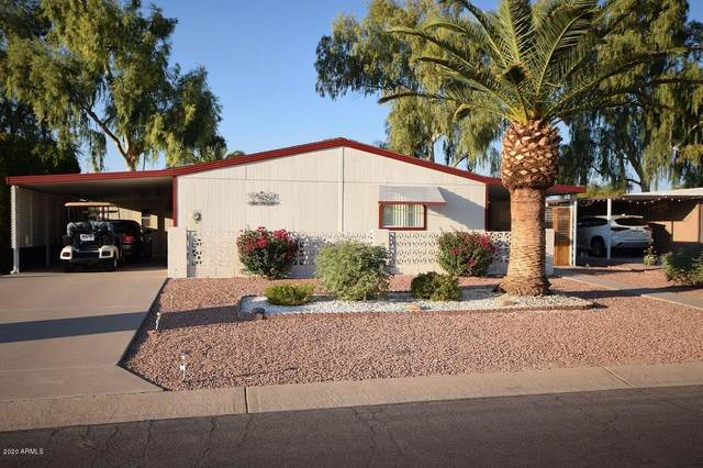 8936 E Lakeview Drive, Sun Lakes, AZ 85248 (MLS #6151487) :: Lucido Agency