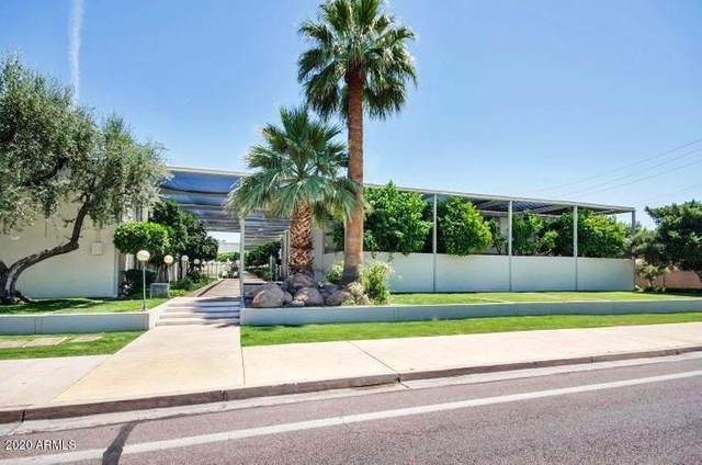 4411 N 40TH Street #57, Phoenix, AZ 85018 (MLS #6151491) :: The Carin Nguyen Team