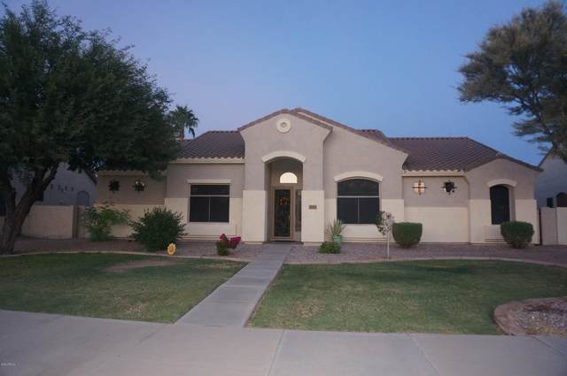 3751 S Atherton Boulevard, Gilbert, AZ 85297 (MLS #6151522) :: The Carin Nguyen Team