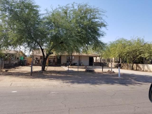 1812 S 28TH Drive, Phoenix, AZ 85009 (MLS #6151523) :: The Garcia Group