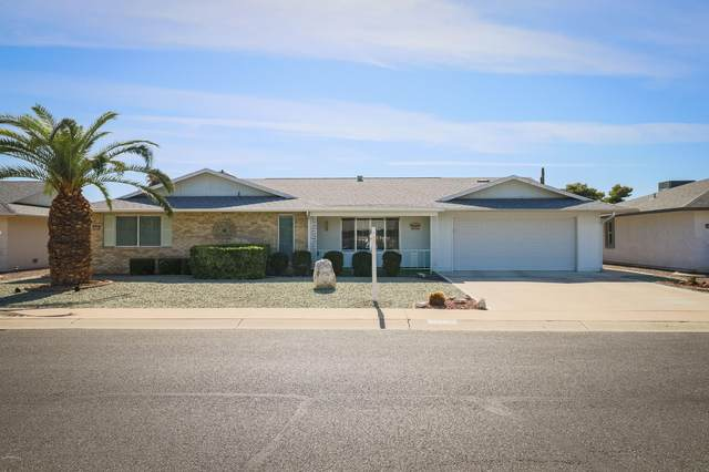 10335 W Willow Creek Circle, Sun City, AZ 85373 (MLS #6151525) :: The Helping Hands Team
