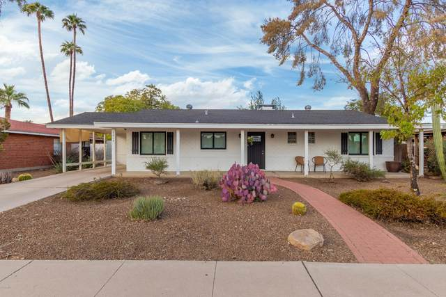 4014 E Montecito Avenue, Phoenix, AZ 85018 (MLS #6151543) :: Brett Tanner Home Selling Team