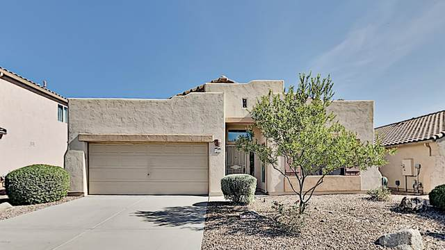 10433 E Dutchmans Trail, Gold Canyon, AZ 85118 (MLS #6151559) :: The Riddle Group