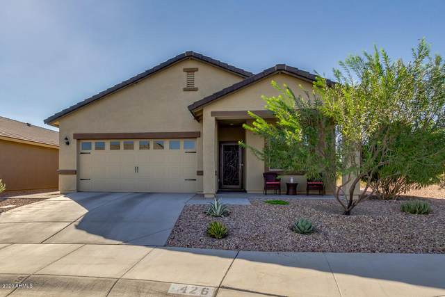 426 S 224TH Drive, Buckeye, AZ 85326 (MLS #6151576) :: NextView Home Professionals, Brokered by eXp Realty